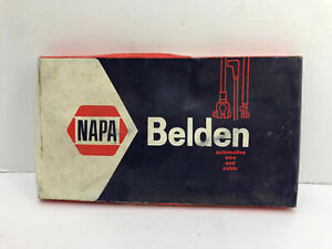 Oem Nos Napa Belden 76011 Battery Cable 1 Gage 60 Length