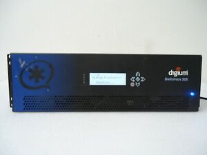 Digium Switchvox 305 Aa305 Asterisk Voip Pbx System P n 2as305002lf a3 Great