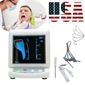 Dentistry Dentist Lcd Endodontic Dental Apex Locator Root Canal Finder Usa