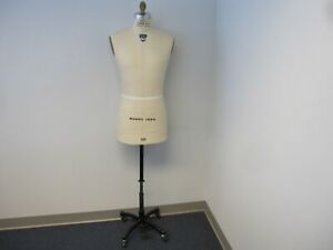 Wolf Dress Form Model 1999 Size 40 Wolf Form Co Mannequin Dress Form Sewing