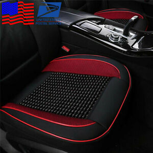 Car Front Seat Cushion Adjustable 4 Fan Cooling breathable Ventilated Cover Mat