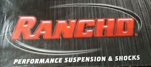 Shock Absorber Rs9000xl Rear Rancho Rs999287