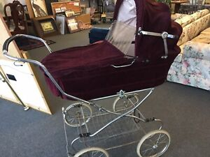 Vintage West Germany Baby Pram Amazing