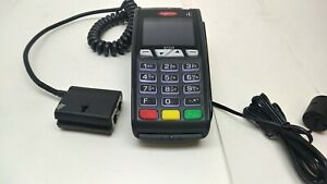 Ingenico Ict250 Credit Card Terminal With Emv chip Reader With Accessories