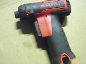 Snap On Cordless Screwdriver Cts761 14 4 Volt Bare Tool Works Great