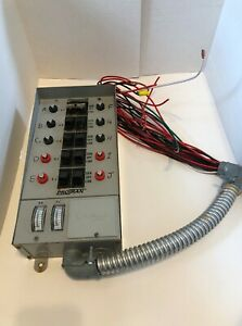 Reliance Protran Generator Transfer Switch 30 Amps 31410c 10 Circuit 30a