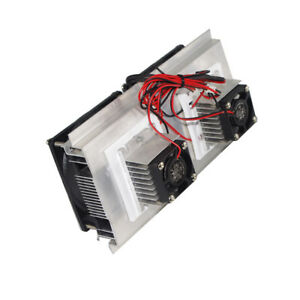 Semiconductor Thermoelectric Cooler Peltier Refrigeration Cooling Tec System