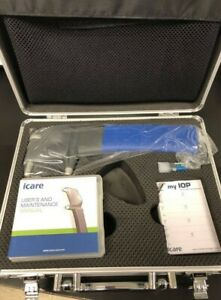 Icare Tonometer Ta01i Ophthalmic Equipment Mint Condition Fully Functional