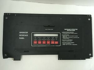Simplex 4020 8001 841 842 Fire Alarm Control Panel Operator Interface