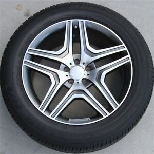 4 Set 22 22x10 Wheels Tires Pkg Mercedes Benz Ml350 Ml500 Ml550 Gl450 Gl350