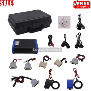 Super Sbb2 Powerful Auto Car Key Tool Program Kit For Immo Odometer Obd Software
