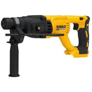 Cordless Rotary Hammer Tool Only Concrete Masonry Lithium Ion Power Tools