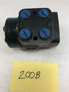 Eaton Charlynn Hydraulic Steering Valve 212 1089 002 Series 6 Free Shipping