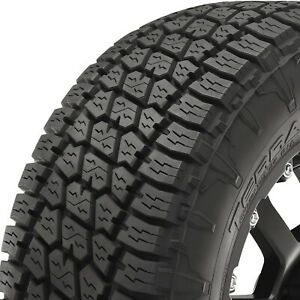4 new Lt325 60r18 Nitto Terra Grappler G2 124s 325 60 18 All Terrain Tires