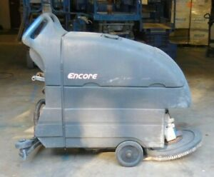 Clarke Encore Floor Scrubber As is for Parts