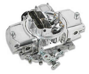 Demon 650 Cfm Aluminum Speed Demon Carburetor With Vacuum Secondaries
