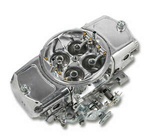 Demon 650 Cfm Aluminum Mighty Demon Carburetor With Mechanical Secondaries