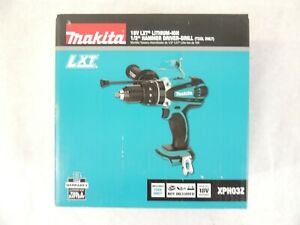 Makita 18 volt Lxt Li ion 1 2 In Cordless Hammer Driver drill tool only