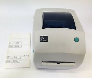 Zebra Gc420t Thermal Label Printer Gc420 100511 000 beige Ships Free