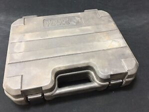 Matco Tools Empty Blow Molded Case For Cordless Drill Driver Case Only
