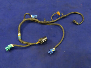 03 04 Ford Mustang Mach 1 5 Speed Manual Transmission Wiring Harness Oem 105