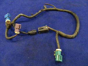 03 04 Ford Mustang Mach 1 5 Speed Manual Transmission Wiring Harness Oem 111