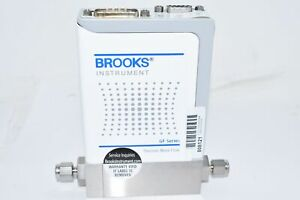 Brooks Instrument Gf040cxxc 0025200c t1avp4 xxxxax 70f Thermal Mass Flow Control