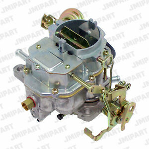 New Carburetor Carter Style Bbd High Top For Dodge 273 318 8cyl 1972 85 158