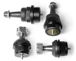 Front Upper Lower Ball Joints For Jeep Grand Cherokee Wrangler