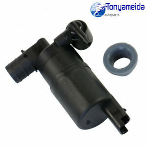 Windshield Washer Pump 28920 7s000 W Grommet Fit For Nissan Armada 2004 2015