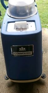 Windsor Commodore Cmd Commercial Carpet Extractor W 99 Hours Plus Parts Machine