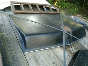 1969 1970 Cadillac Trunk Deck Lid For Fleetwood Deville Calais Good Condition