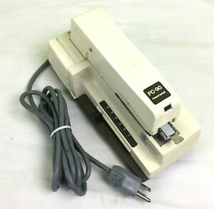 Faber Castell Fc 90 Electric Commercial Stapler Working Pre owned