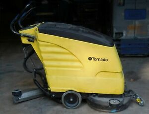 Tornado Floor Scrubber As is for Parts