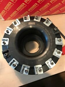 Sandvik Indexable Chamfer Angle Face Mill ra260 3 125m 10 Nos