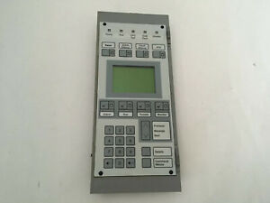 Est Edwards 3 lcd Fire Alarm Control Panel Display And Keypad