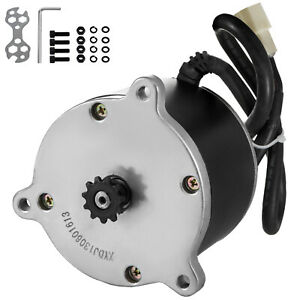 24v Dc Electric Motor 450w Scooter Motor 2600rpm Permanent Skateboard Bicycle