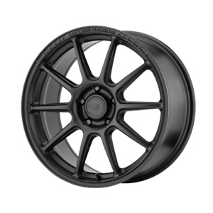 Motegi Racing Mr140 Mr14088512745 18x8 5 45mm 5x114 3 Satin Black Set Of 4 Rims