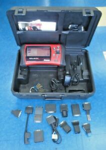 Snap On Solus Pro Diagnostic Scanner Domestic Asian Europeon 17 2 Eesc316