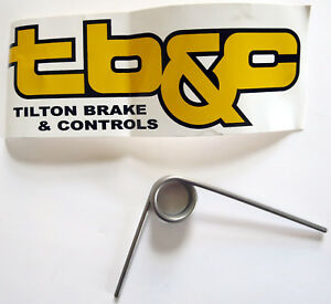Tilton Pedal Spring Stock Option Dbw Spring Drive By Wire Pedals