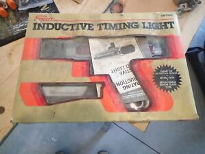 Vintage Cp7501 Sun Inductive Timing Light 1970s Used Twice