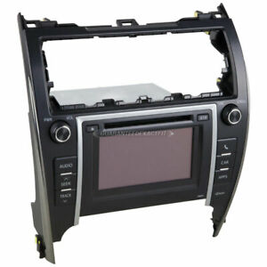 For Toyota Camry 2012 2013 2014 Remanufactured Oem Radio Stereo Head Unit