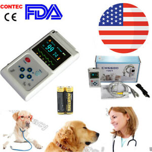 Veterinary Oximeter pet Health Monitor Vet Pulse Oxygen Saturation pulse Rate us