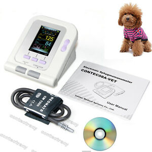 Promotion Digital Blood Pressure Monitor For Vet Animal Use nibp cuff software