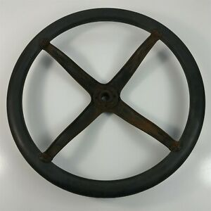 Original Ford Model T Steering Wheel 16