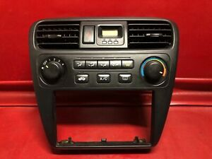 98 02 Honda Accord A c Temperature Heater Climate Control W Vent