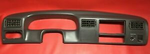 99 04 Ford F250 F350 Super Duty Dash Bezel Speedometer Trim Cover Panel Oem