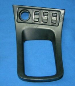 1995 1999 Toyota Celica Convertible Shifter Bezel With Top Window Switches