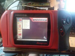 Snap On Modis Eems300 Diagnostic Engine Scanner W Accessories