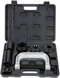 Ball Joint Press Service Tool Kit Pitman Arm Puller C Frame Remover Extractor Us